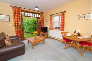 Living Room - Freeview TV and wi-fi included