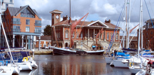 Ipswich Waterfront www.visitsuffolk.com